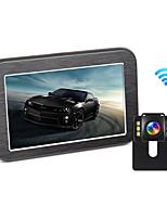 Недорогие -W500S 5 дюймовый TFT-LCD 720 x 576 CCD Беспроводное 170° Камера заднего вида / Автомобильный реверсивный монитор / Комплект заднего вида для автомобилей Водонепроницаемый / Творчество / Новый дизайн