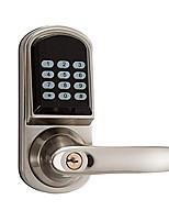 Недорогие -S200MF Нержавеющая сталь Интеллектуальный замок Умная домашняя безопасность система RFID / Разблокировка пароля / Разблокировка ключа Спальня / квартира / Гостиница Дверь безопасности
