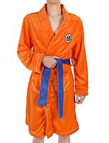Недорогие -Вдохновлен Жемчуг дракона Son Goku Аниме Косплэй костюмы Японский Косплей Костюмы Назначение Муж. / Жен.