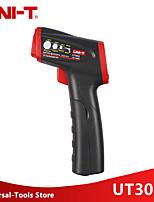 Недорогие -uni-t ut300s бесконтактные инфракрасные термометры жк-цифровые температурные приборы ручной лазер для измерения температуры