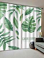 Недорогие -Роскошь уф-печать пейзаж ткани шторы теплоизоляция солнцезащитный крем утолщенные полные шторы для гостиной водонепроницаемый влагостойкие занавески для душа