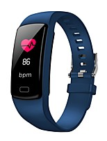 Недорогие -Y9 умный браслет фитнес-трекер монитор сердечного ритма артериальное давление умный браслет браслеты цветной дисплей спорт умные браслеты