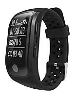 Недорогие -S908 умные часы водонепроницаемые ip68 монитор сердечного ритма сидячий напоминание умный спорт группа gps smartband подключить IOS Android