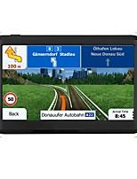 Недорогие -5-дюймовый автомобильный GPS-навигатор FM-передатчик 8 ГБ mp3 / mp4 плееры в комплекте бесплатные карты