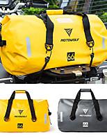 Недорогие -40л / 66л / 90л мотоцикл туристическая водонепроницаемая сумка для багажа