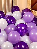 Недорогие -Воздушный шар эмульсионный Свадебные украшения Свадьба Свадьба Все сезоны