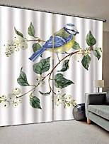 Недорогие -Горячая внешняя торговля 3d печать ткани шторы утолщенные полные шторы для гостиной водонепроницаемые литые влагостойкие занавески для душа