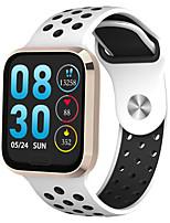 Недорогие -F98 большой экран моды в реальном времени часов артериального давления монитор сердечного ритма музыка Bluetooth камера дистанционного управления смарт-часы