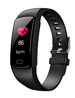 Недорогие -y9 умный браслет трекер сердечного ритма умный браслет кровяное давление кислород крови спорт расчет калорий ios android