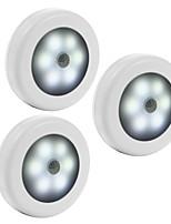 Недорогие -1шт Ночные светильники Белый Аккумуляторы AA Творчество 220-240 V / 5 V