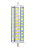 Недорогие -1 комплект 18 W LED лампы типа Корн 300 lm R7S T 60 Светодиодные бусины SMD 5730 Диммируемая Новый дизайн Тёплый белый Белый 85-265 V