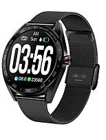 Недорогие -K7 умные часы 1.3 IP68 водонепроницаемый Bluetooth монитор сердечного ритма фитнес-трекер спортивные SmartWatch для Android IOS