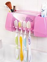 Недорогие -Инструменты Креатив Современный современный ПВХ 2pcs Зубная щетка и аксессуары