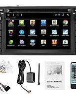 Недорогие -LITBest 2 Din Windows / Windows CE 6.0 Автомобильный GPS-навигатор GPS / Micro USB / WiFi для Toyota MicroUSB Поддержка