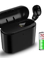 Недорогие -TWS BL1 Беспроводная Bluetooth-гарнитура невидимая мини с коробкой зарядки Bluetooth-гарнитура