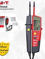 Недорогие -вольтметр uni-t ut18a 12v-690v переменный ток вольтметр водонепроницаемая испытательная ручка светодиодная индикация авто дальность света