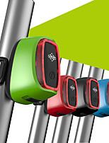 Недорогие -Светодиодная лампа Велосипедные фары Задняя подсветка на велосипед огни безопасности Велоспорт Водонепроницаемый Несколько режимов Интеллектуальная индукция 100 lm USB Перезаряжаемый / АБС-пластик