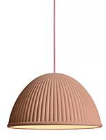 Недорогие -QIHengZhaoMing Люстры и лампы Рассеянное освещение Металл Смола 110-120Вольт / 220-240Вольт