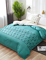 cheap -Fashion Simple Style home bedding sets bed linen duvet cover flat sheet Bedding Set Winter Full King Single Queenbed set 2020