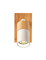 Недорогие -бра настенный светильник минималистский бра деревянный регулируемый светильник для чтения настенный поворотный простой настенный светильник мини коридор потолочные светильники