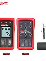 Недорогие -uni-t ut261a 3-фазный индикатор последовательности и индикация последовательности фаз рулевого механизма двигателя Индикация рулевого управления двигателя
