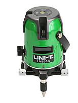 Недорогие -лазерный уровень uni-t lm550g 2 линии 3 линии 5 линий 360 градусов самонивелирующийся перекрестный лазерный уровень зеленые линии лазерный уровень