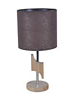 Недорогие -Современный современный Окружающие Лампы / Декоративная Настольная лампа / Лампа для чтения Назначение Кабинет / Офис / Офис Дерево / бамбук 110-120Вольт / 220-240Вольт