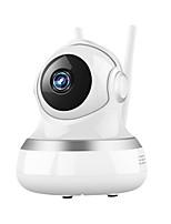 Недорогие -Беспроводная сеть Wi-Fi камеры наблюдения дома HD интеллектуальное инфракрасное ночное видение облако хранения вращение машины