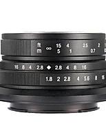 Недорогие -7Artisans Объективы для камер 7Artisnas25mmF1.8FXforФотоаппарат
