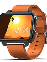Недорогие -Умные часы dm99 3 г Wi-Fi GPS Android 5.1 OS MT6580 CPU 2,2 '' Экран 2.0-мегапиксельная камера 1200 мАч аккумулятор для смартфона