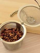 Недорогие -Нержавеющая сталь Чайный нерегулярный 1шт Ситечко для чая