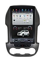 Недорогие -ZWNAV FORD Range F250 12.1 дюймовый 2 Din Android 7.1 В-Dash DVD-плеер / Автомобильный GPS-навигатор Встроенный Bluetooth / Контроль на руле / WiFi для Ford VGA / MicroUSB Поддержка MP4 JPEG