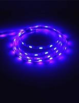 Недорогие -1m Гибкие светодиодные ленты 60 светодиоды 5730 SMD Тёплый белый / Белый / Красный Творчество / USB / Для вечеринок Работает от USB 1шт