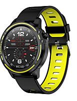 Недорогие -bozhuo l8 мужчины умный браслет smartwatch android ios bluetooth водонепроницаемый сенсорный экран монитор сердечного ритма измерение артериального давления спорт экг плюс ppg секундомер шагомер