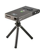 Недорогие -новый c2 android интеллектуальный dlp hd домашний портативный офис hd беспроводной мобильный телефон 32 г проектор