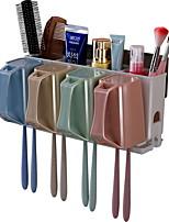 Недорогие -Инструменты Креатив / Оригинальные Современный современный Пластик 2pcs - Инструменты Зубная щетка и аксессуары