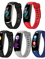 Недорогие -R01 умный браслет монитор сердечного ритма сна фитнес-трекер спортивные браслеты водонепроницаемый умный браслет умные часы