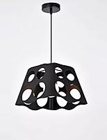 Недорогие -Подвесные лампы Рассеянное освещение Окрашенные отделки Металл Стекло 110-120Вольт / 220-240Вольт