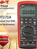 Недорогие -uni-t ut171a промышленный истинный среднеквадратичный цифровой мультиметр / функция vfc / ncv / связь через USB / хранение данных