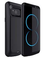 Недорогие -5000 mAh Назначение Внешняя батарея Power Bank 5 V Назначение 2 A Назначение Зарядное устройство Кейс со встроенной батареей для Samsung