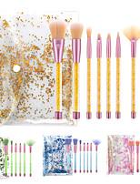 Недорогие -профессиональный Кисти для макияжа 7 шт Для профессионалов Мягкость Закрытая чашечка Алмазное изображение обожаемый Пластик за