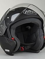 Недорогие -airoh j откидной шлем для взрослых унисекс мотоциклетный шлем крепость / термоустойчивый / термический / теплый
