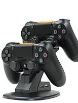 Недорогие -Двойная подставка для зарядного устройства USB для Sony PlayStation 4 PS4 Pro / PS4 Slim