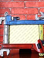 Недорогие -Современный современный Специальный материал Зеркальное Рамки для картин, 2pcs