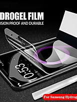 cheap -3d hydrogel film screen protector for samsung note 8 note 9 s8 s9 plus s7 edge s6 edge plus full cover protective film not glass