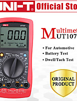 Недорогие -ut107 автомобильный цифровой мультиметр батарея тестовых данных держать ручные многофункциональные счетчики ручной диапазон защиты вход мультиметра