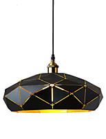 Недорогие -шишка / Мини Подвесные лампы Потолочный светильник Окрашенные отделки Металл Регулируется, Новый дизайн 110-120Вольт / 220-240Вольт