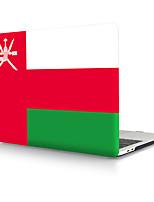Недорогие -Оман ПВХ жесткий чехол для MacBook Pro Air Retina чехол для телефона 11/12/13/15 (a1278-a1989)
