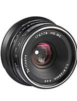 Недорогие -7Artisans Объективы для камер 7Artisans 25mmF1.8EforФотоаппарат