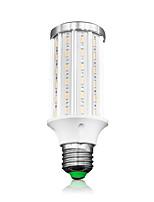 Недорогие -Loende E27 Светодиодный свет кукурузы 20 Вт AC85-265V 72LEDS smd5730 2000LM Светодиодная лампа белый / теплый белый
